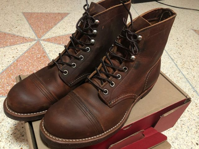 red wing 8115