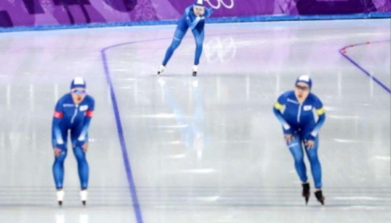 韓國スピードスケート団體追い抜き 最強の布陣で挑むの敗れて8位|カイカイch - 日韓交流掲示板サイト