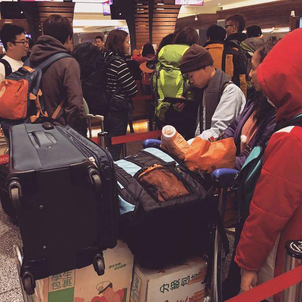 【機票】行李直掛,轉機行李可否直掛