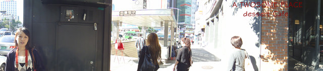 [Seoul] 新村─ A TWOSOME PLACE dessert Coffee 早餐+馬卡龍
