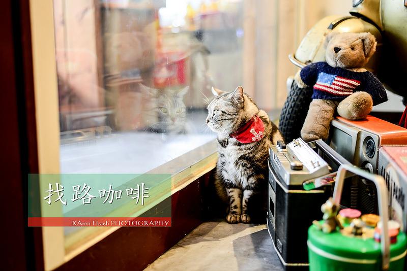 [台中。北區] 找路咖啡