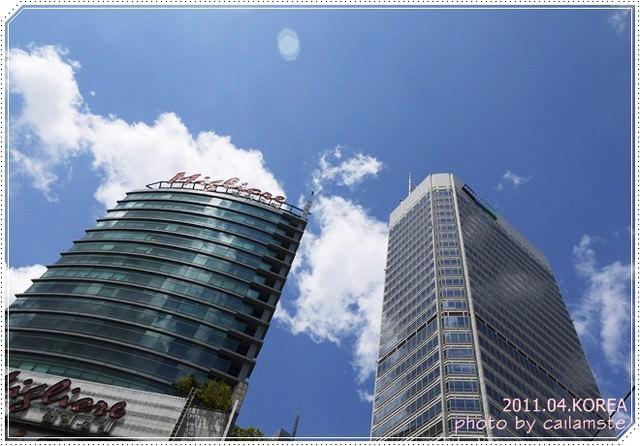 2011.04.首爾自由行 <東大門~踩雷的最後一餐>
