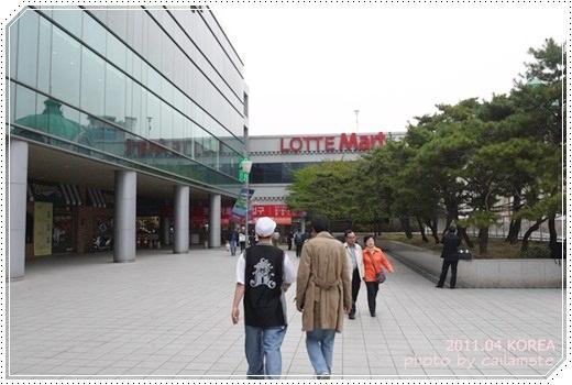 2011.04.首爾自由行  <樂天超市>