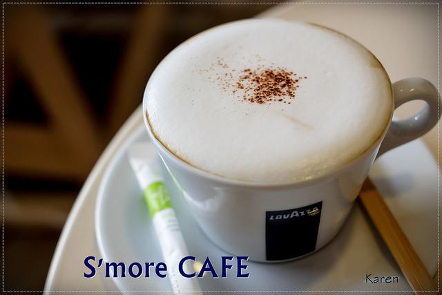 [台中。北區] S'more CAFE