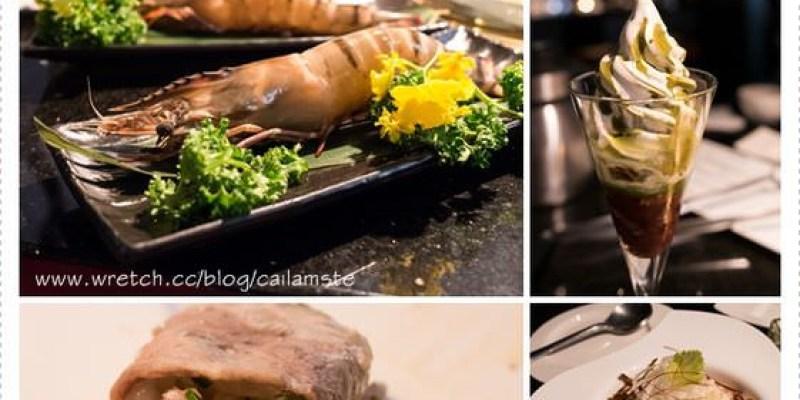[食記] 台中塩選燒肉~吃原味、享服務