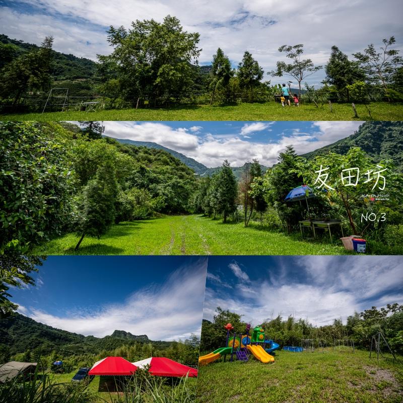 友田坊營地 | 午後陣雨之雨棚篇