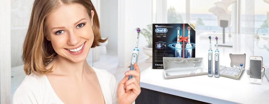Elektrický zubní kartáček Oral-B