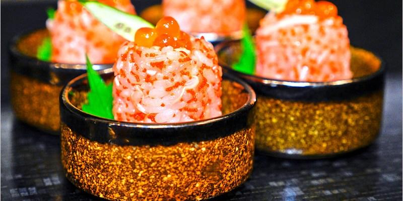 台中大里平價壽司 | 鯣口鮮10元壽司專賣店-日式創意丼飯新吃法、西式視覺與味覺的新搭配,很不一樣的平價壽司店。