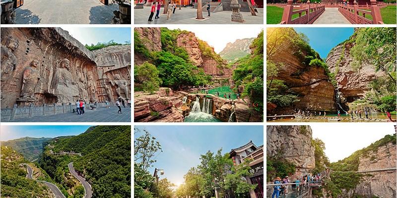 大陸河南旅遊 | 少林寺、龍門石窟、太行大峽谷、雲臺山、包公祠六日重點行程這麼玩就對啦!