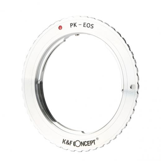 K&F M17131 Pentax K Lenses to Canon EOS Lens Mount Adapter