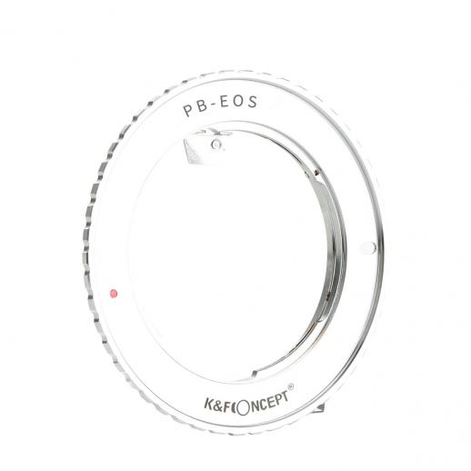 K&F Concept Praktica B Lenses to Canon EF Mount Camera Adapter
