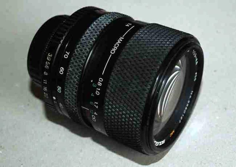 Praktica B Mount Lens List