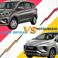 Grand New Avanza Vs Mitsubishi Xpander Xenia เปร ยบเท ยบ 2018 2019 ก บ Suzuki Ertiga