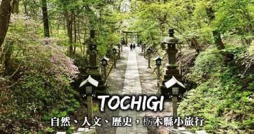 栃木縣小旅行-五天四夜行程規劃、交通方式,景點推薦、日光、那須高原,栃木就這樣玩!