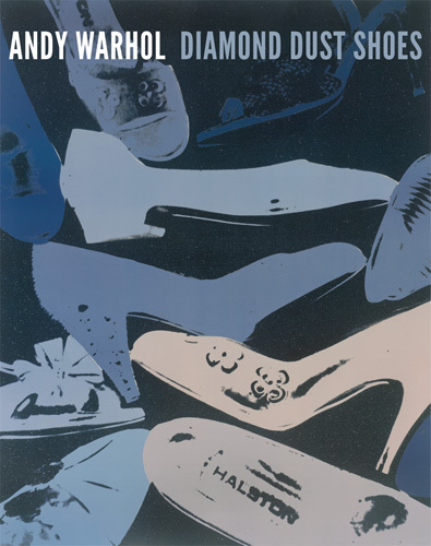 framed artwork for living room leather diamond dust shoes, 1980-81 (blue-grey) (special edition ...