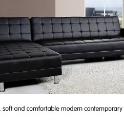 Ebay Used Corner Sofa Bed Sectional Minneapolis Lounge Couch Modular Furniture Home Pu
