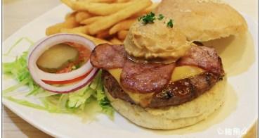 【台中美食】一中街艾可先生美式漢堡~大學生推薦超火紅人氣美食,149元商業套餐新上市
