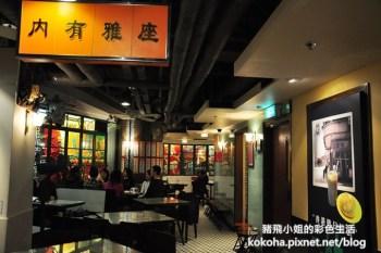 【香港】中環鬧區裡的復古星巴克冰室