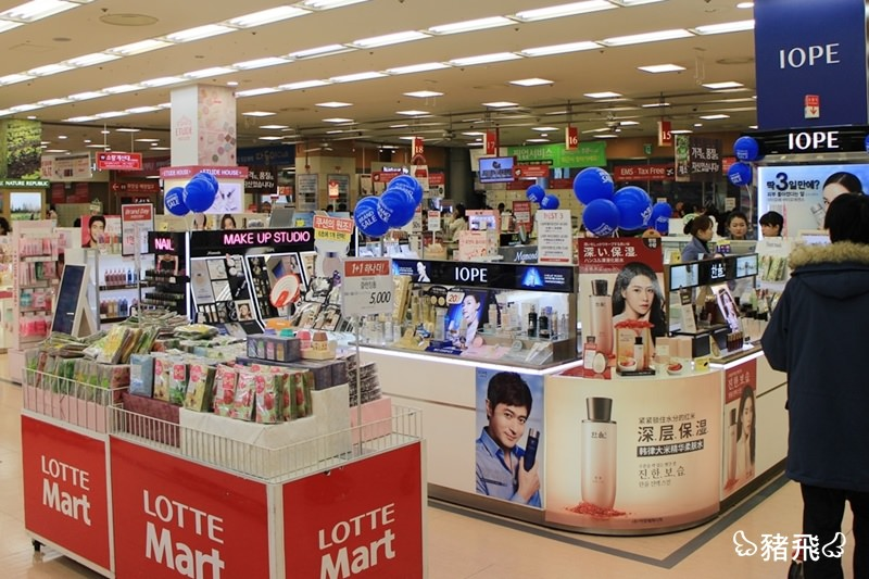 【韓國】明洞美妝品、首爾路邊攤美食、樂天超市。必買必吃清單一次買足 - 豬飛小姐的彩色生活