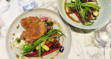 【台中西區】一人廚房打造超質感繽紛色系創意料理~Anjoy Kitchen