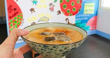 【台中西區】DM cafe(丹曼咖啡)~百元有找的碗公拿鐵咖啡,台中教育大學旁老屋咖啡館