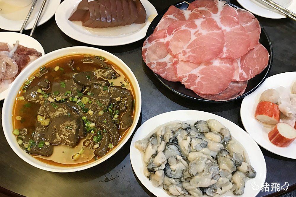 臺中小瀋陽酸菜白肉鍋 (13) - 豬飛小姐的彩色生活