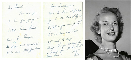 Kennedys Love Letters
