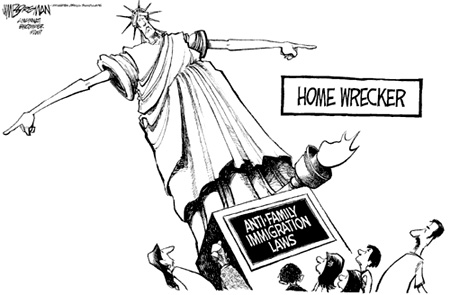 Anti-Family Immigration Law