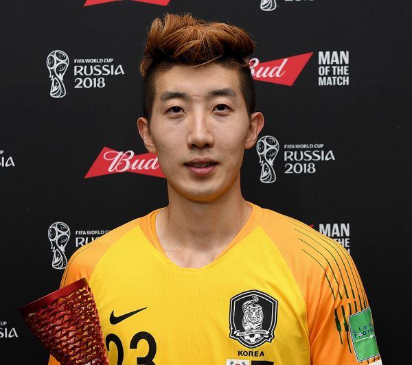 Hasil gambar untuk cho hyun woo world cup