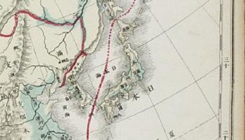 Does Old Map Japanese Map Show Dokdo As Korean Territory Rok Drop
