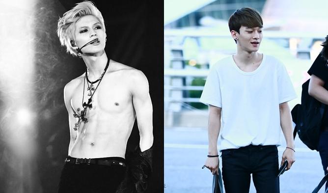 kpop idol skinny men的圖片搜尋結果