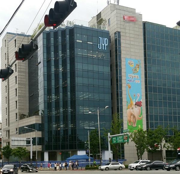 Image result for jyp building new