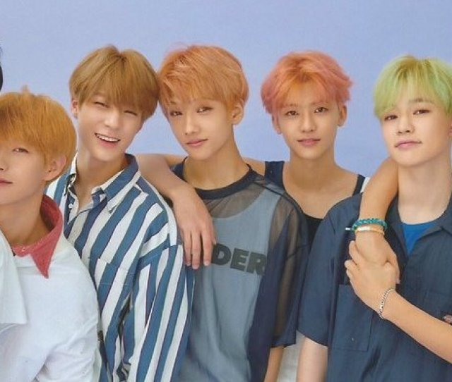 Nct Dream Confirmed To Make A Comeback This Summer As  Member