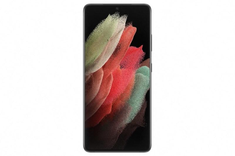Samsung Galaxy S21 Ultra_Phantom Black (2)