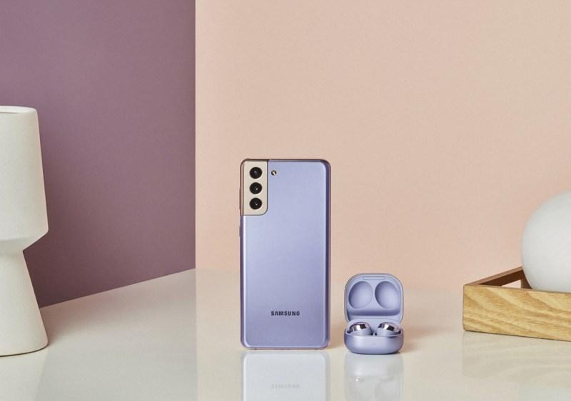 Samsung Galaxy S21+_Galaxy Buzz Pro_Phantom Violet