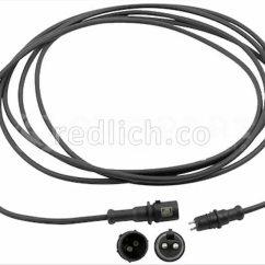 Wabco Abs Kabel Well Pump Pressure Switch Wiring Diagram Soedinitelnyj Analog 4497120230 Obshaya Dlina 2395mm