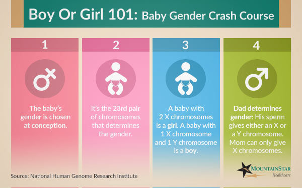 Buy signs of having a boy or girl