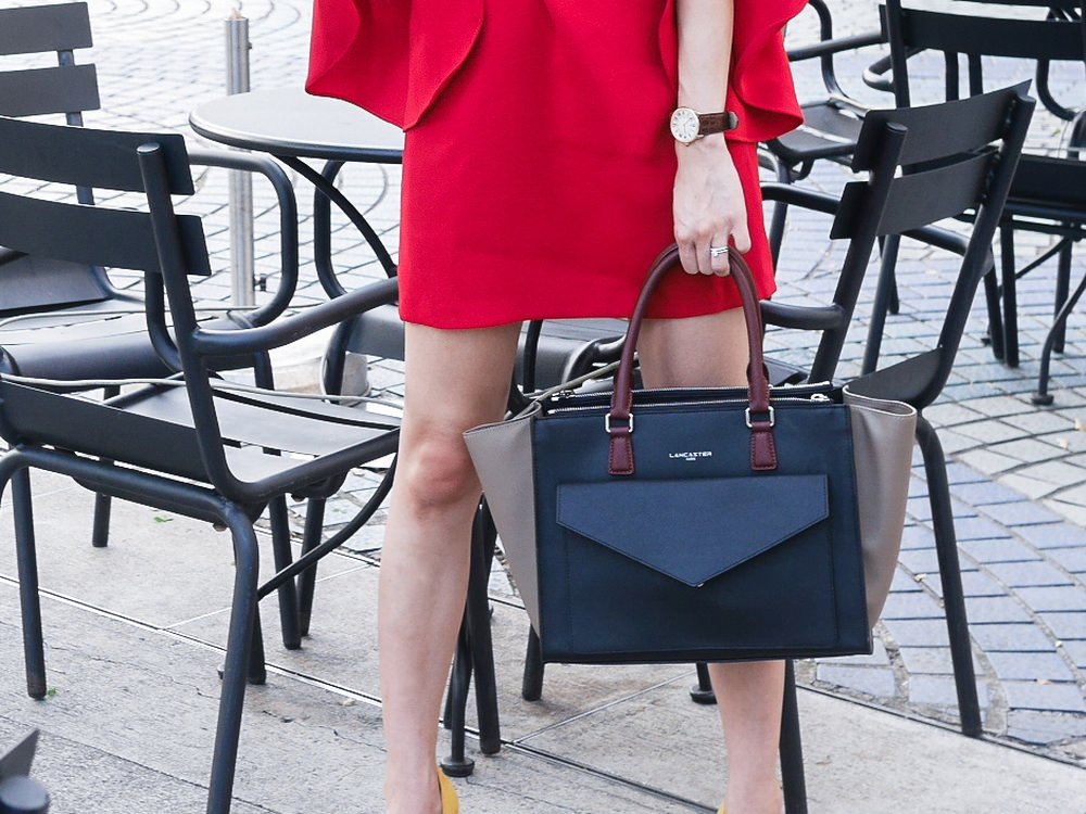 經典法式優雅。LANCASTER Paris。 - A Beauty and Fashion Blog by Nancy Tsai