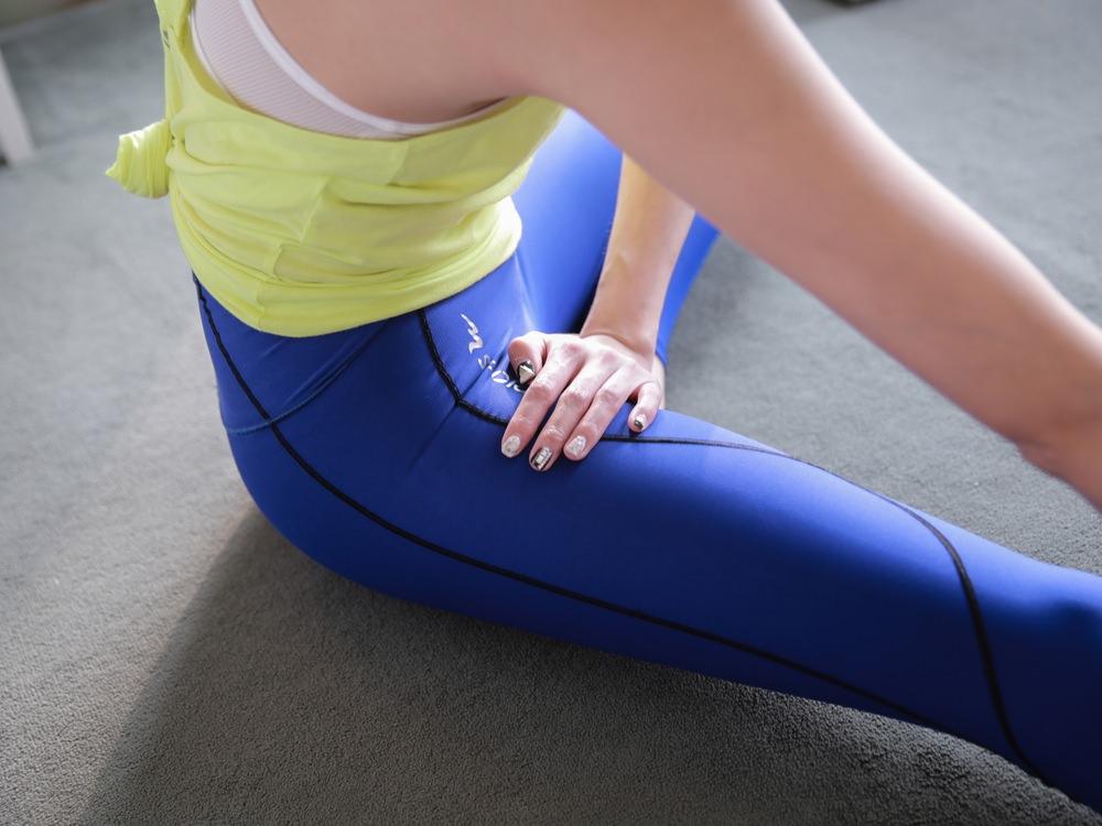 5種養成腹肌的棒式教學 & 專業運動壓力衣分享!Marena Sport。 - A Beauty and Fashion Blog by Nancy Tsai