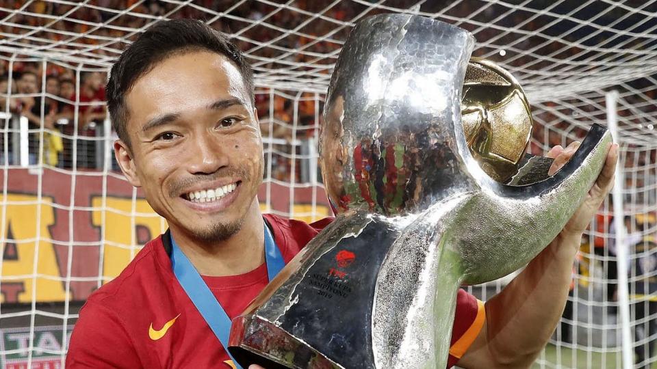 Soccer: Galatasaray announces Nagatomo's exit, sharing tears farewell