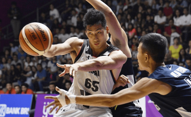 Asian Games Japan Basketball Team Beats Hk In 1st Game