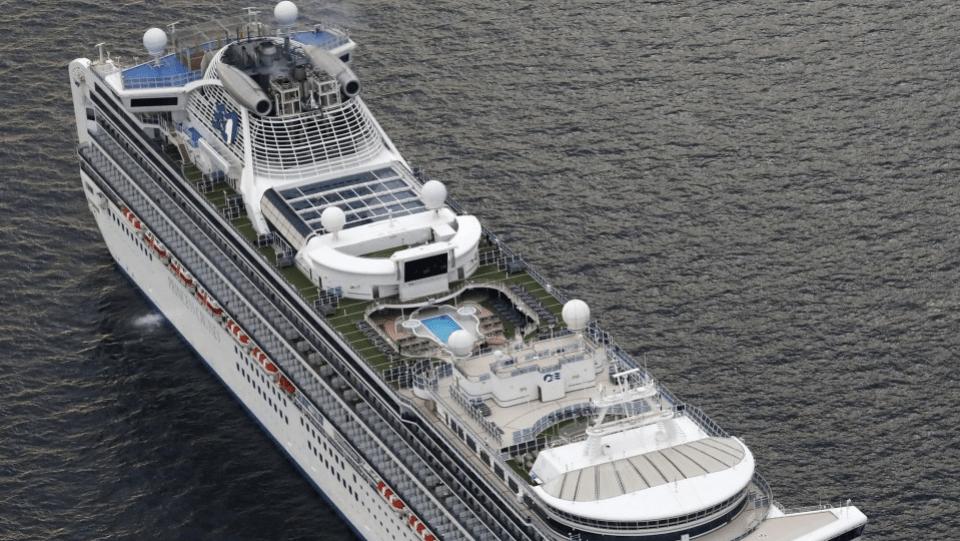 10 on quarantined Japanese cruise ship infected with coronavirus