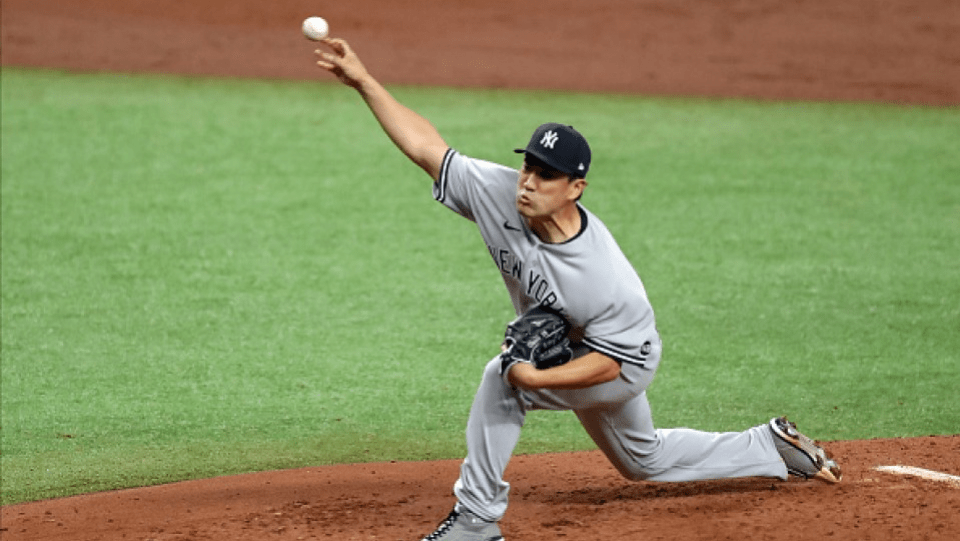 Baseball: Tanaka keeps Tsugo and Raines lose more than 5 innings with the Yankees