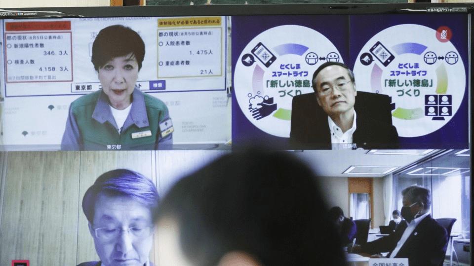 Japanese Governor Calls Government to Increase Coronavirus Emergency Grants