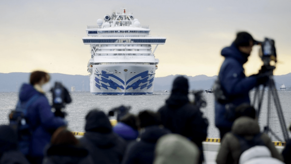 Another 10 on Japanese cruise ship infected with coronavirus