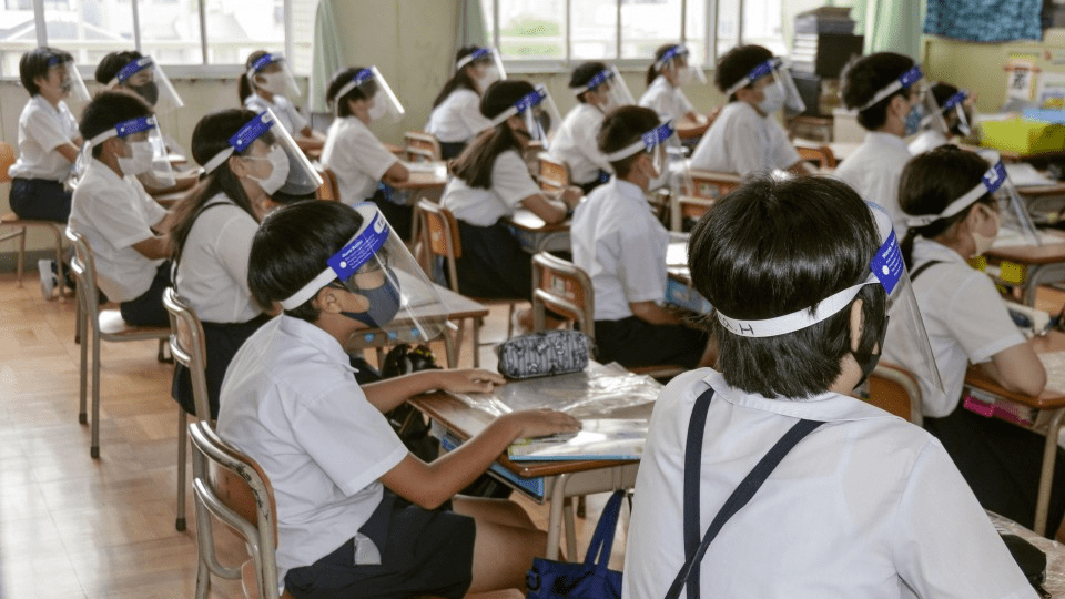 Fear increases due to heat exhaustion during summer class in a virus