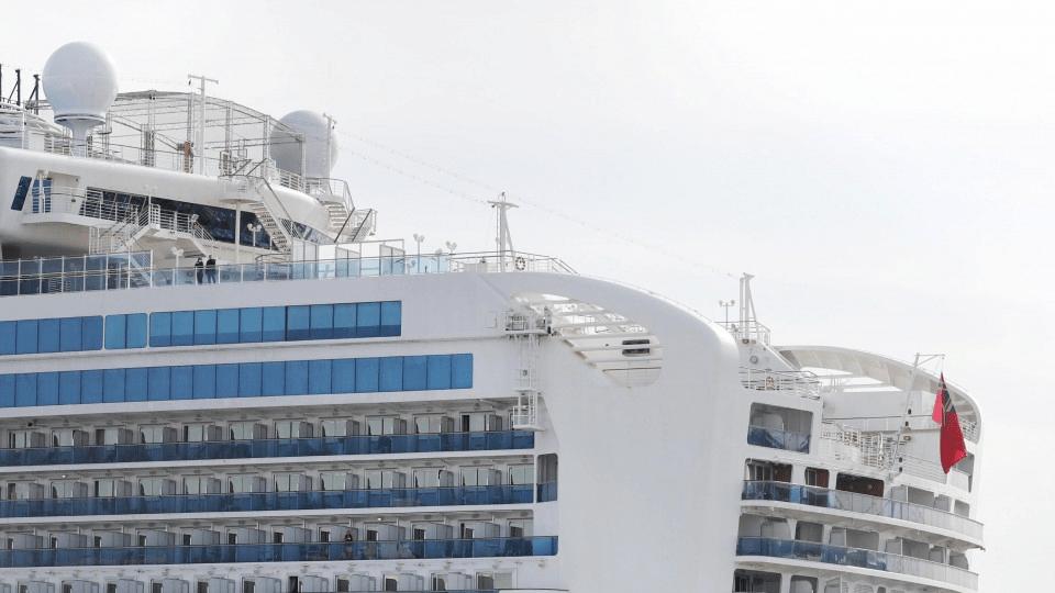 2 elderly passengers of virus-hit ship die in Japan