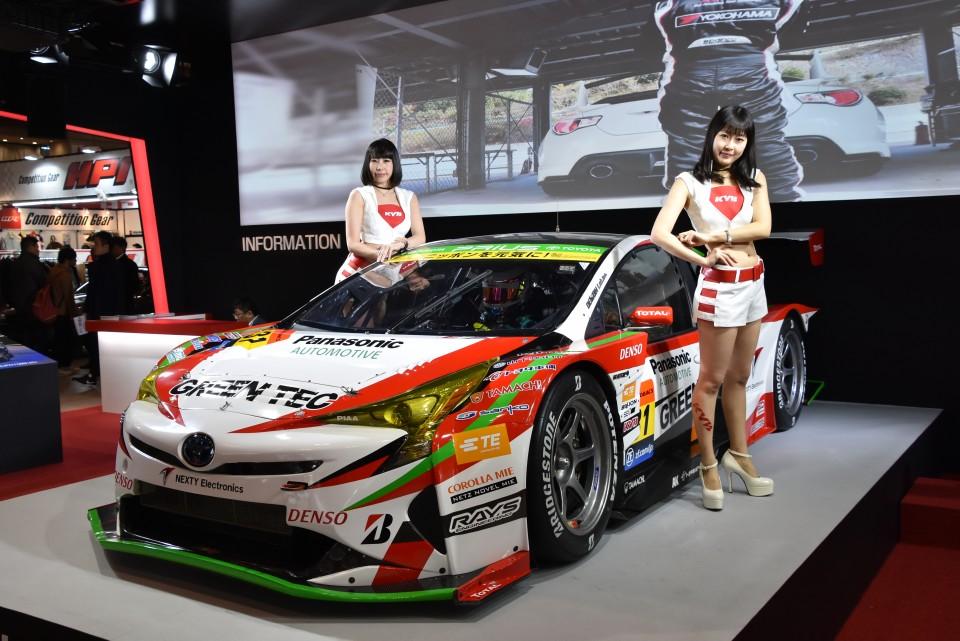 tokyo auto salon rolls