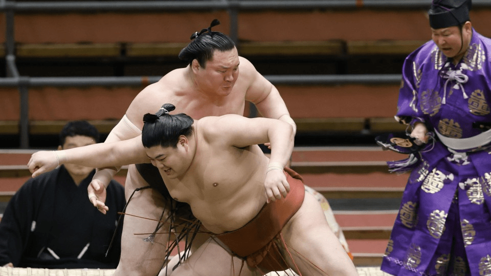 Sumo: Wrestler offers retirement after violating virus rules at July meeting