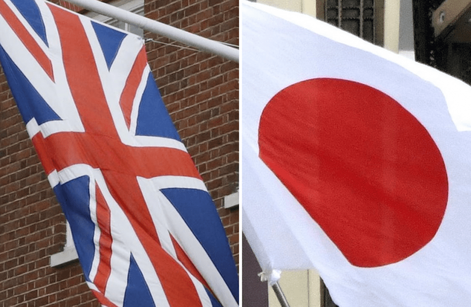 Japan, Britain widely agree on post-Brexit trade agreement